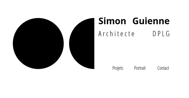 Simon Guienne Architecte DPLG