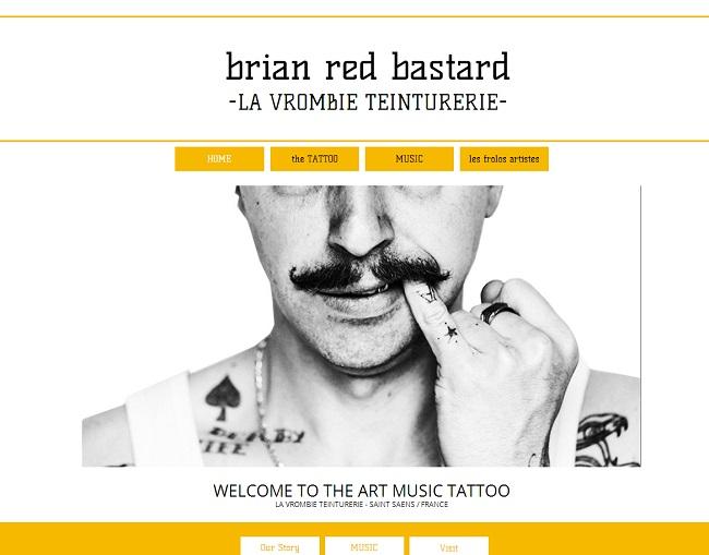 brian red bastard