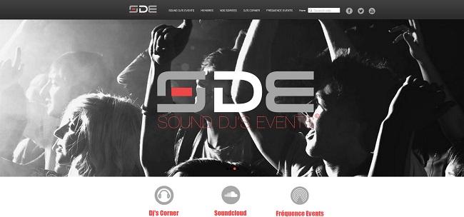 sound djs events