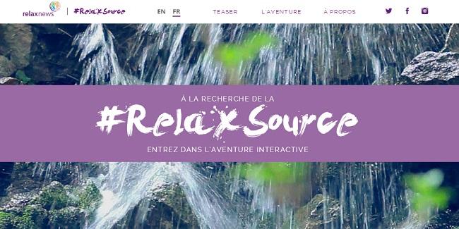 À la recherche de la  RelaxSource