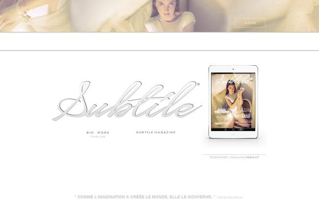 Timelinerz - Subtile Magazine