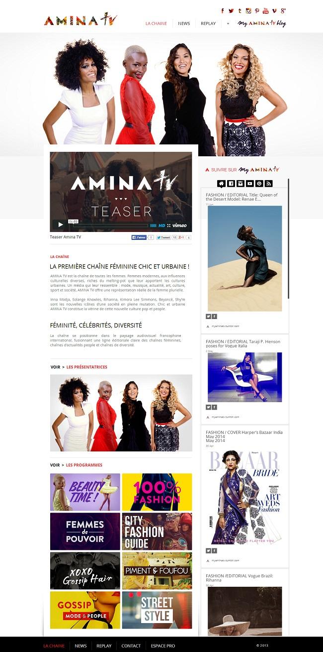 Amina TV