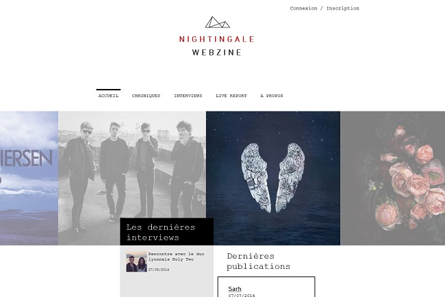 NightinGale - webzine musical