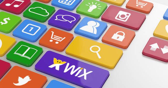 Applications Web Wix