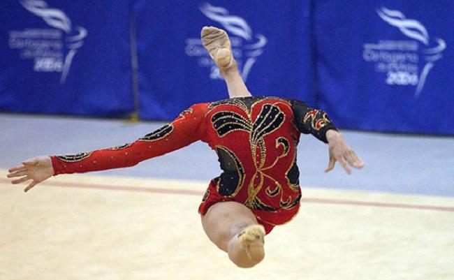 Danseuse sans tête