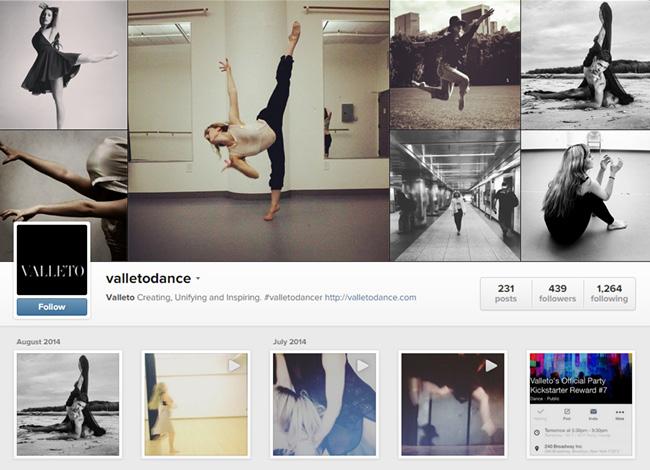 Valeria Yvette Gonzalez sur Instagram