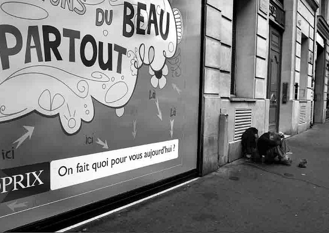 Jean Louis Gendrot photographe urbain
