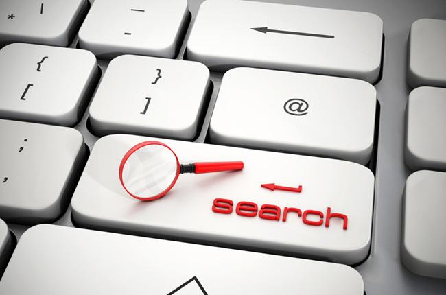recherche en ligne