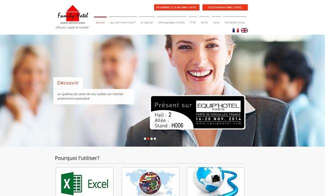 Family Hotel Le logiciel pour les hébergeurs indépendants