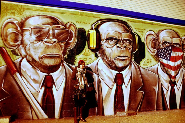 The Mural Kings par TatsCru