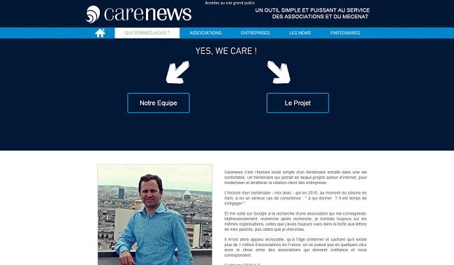 a propos Carenews