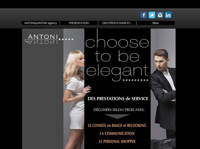 Chose to be elegant : conseil en image personnelle et personal shopper