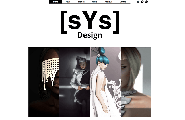 sYs  Design