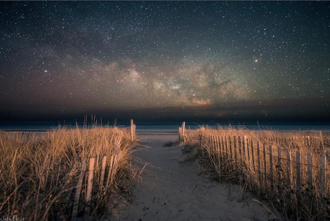 Sea Isle City, New Jersey par Jack Fusco