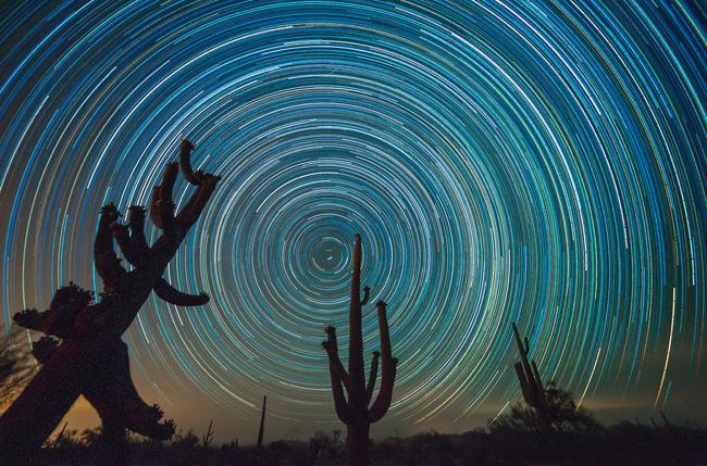 Arizona Night Sky par Don Lawrence