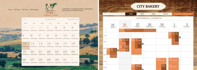 Google Calendar pour sites Wix