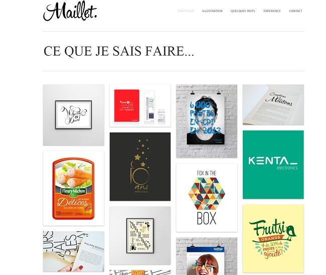 Adeline Maillet   Graphiste Freelance