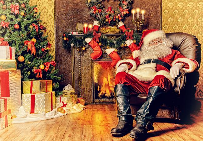 Père Noël : image Bigstock