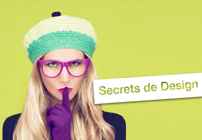 Secrets de design Wix