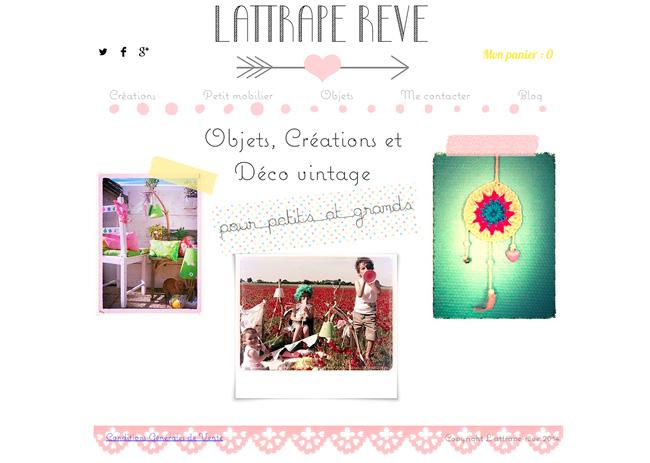 Lattrape Reve