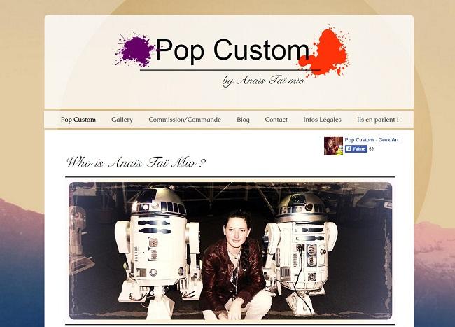 Pop Custom by Anaïs Taï mïo