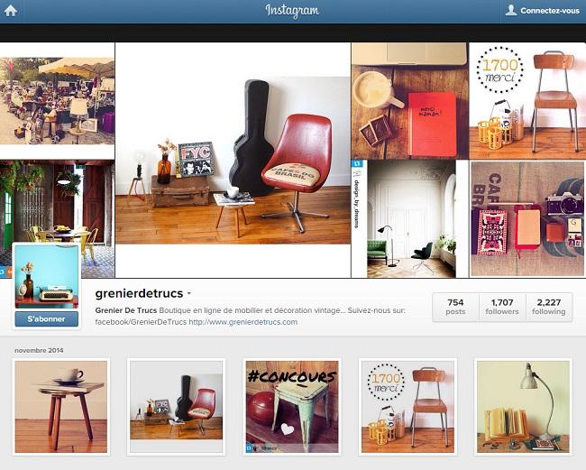 grenierdetrucs sur Instagram