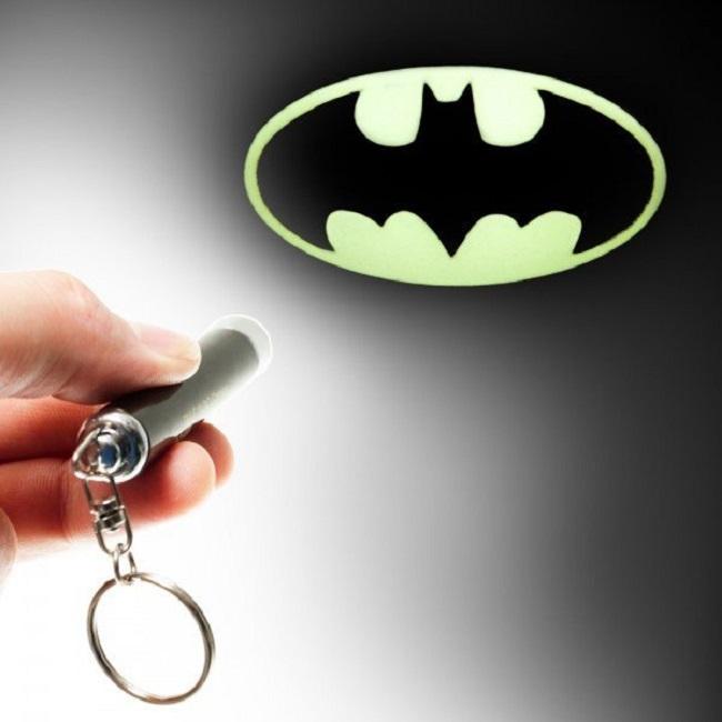 Mini lampe de poche Batman
