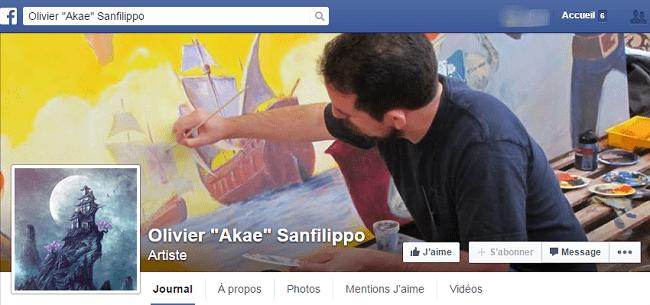 Olivier Akae Sanfilippo