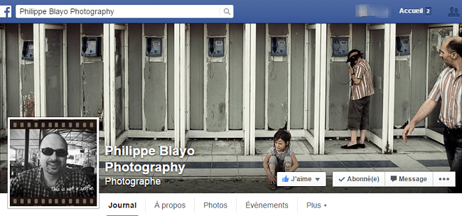 Philippe Blayo Photography sur Facebook