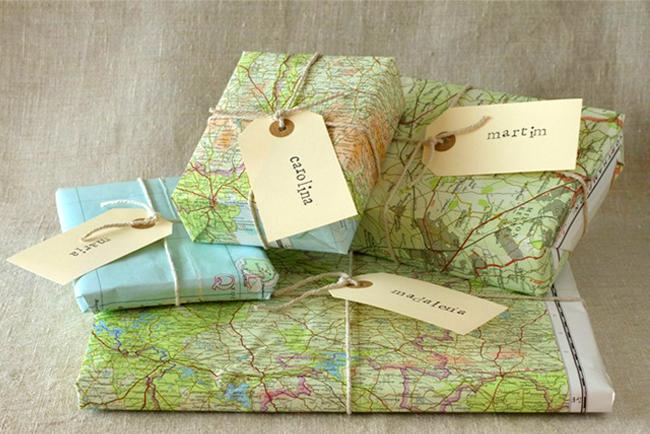 Exceptionnel 11 idées d'emballages de cadeaux de Noël - Wix.com ZY75