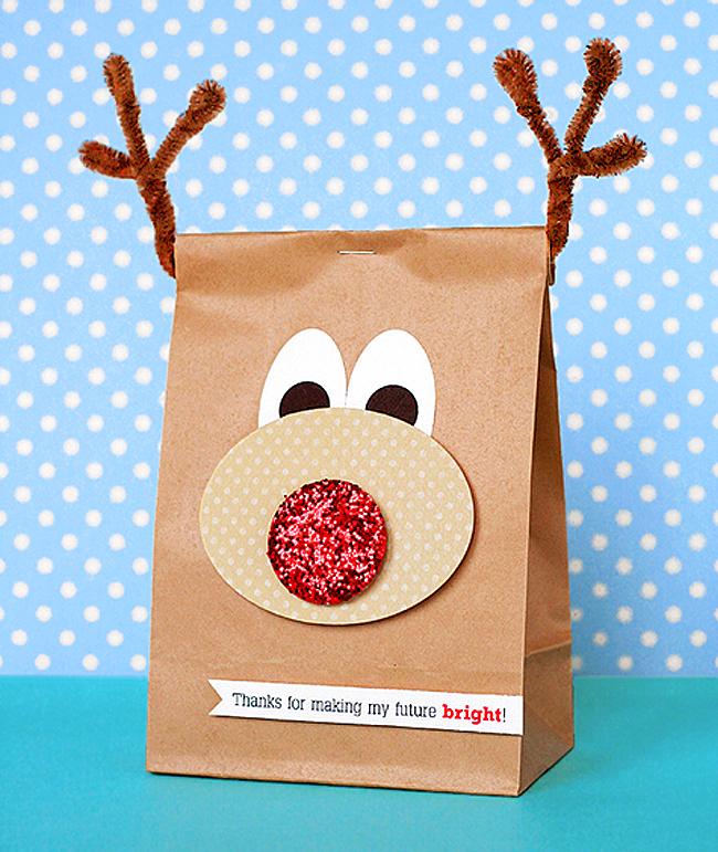 Dogy Bag - papier cadeau