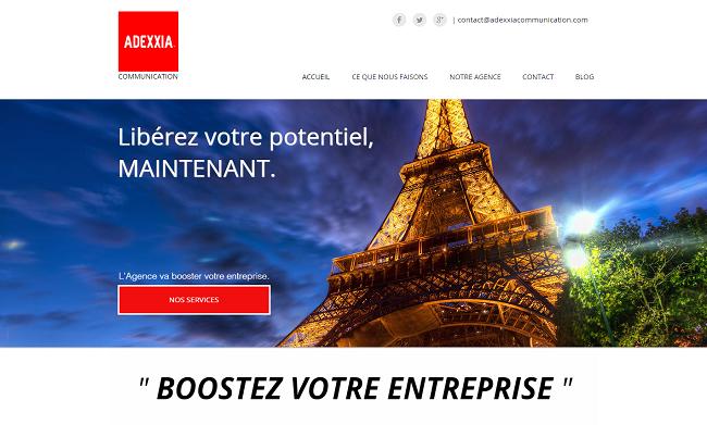 ADEXXIA   Agence de Communication et Publicité   Aix Venelles Pertuis