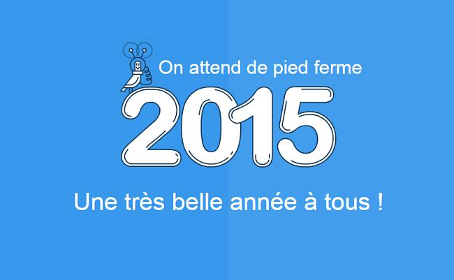 Wix en 2015
