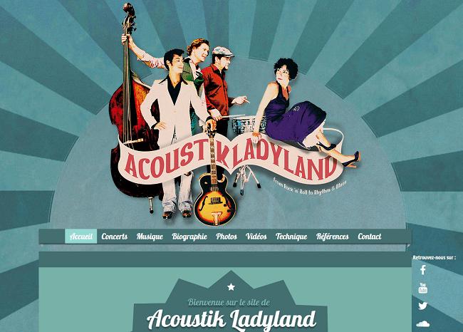 acoustik ladyland