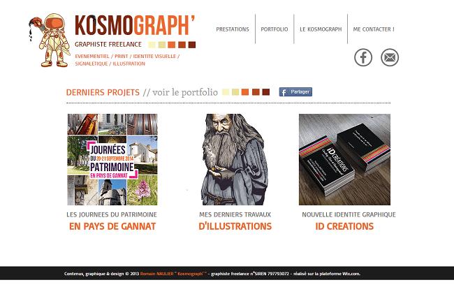 ACCUEIL KOSMOGRAPH