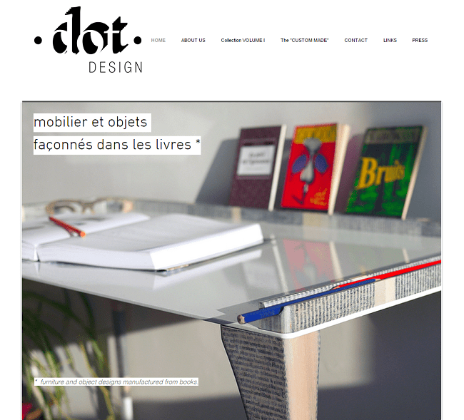 Dot Design   Home