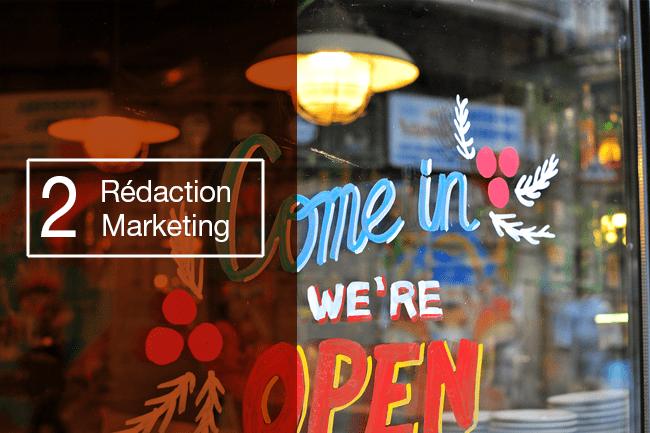Rédaction marketing