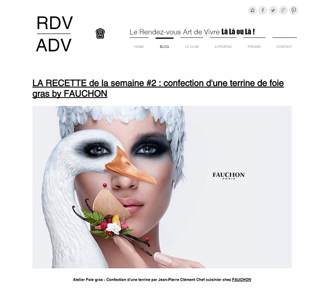 Le blog art de vivre by LaLaouLa