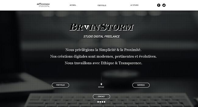 BrainStorm   Studio Freelance de Production Digitale