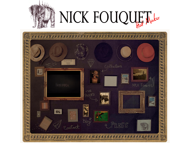 Nick Fouquet Home