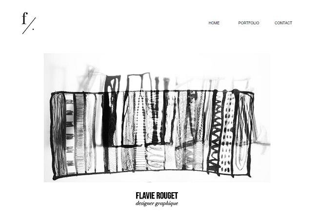 Portfolio de Flavie Rouget
