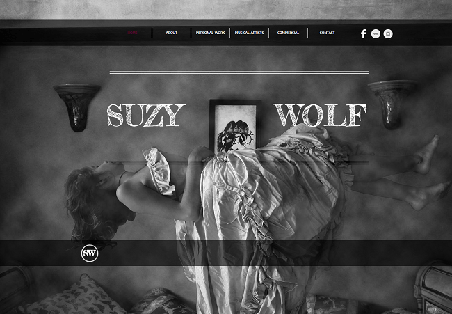 Suzy Wolf photography