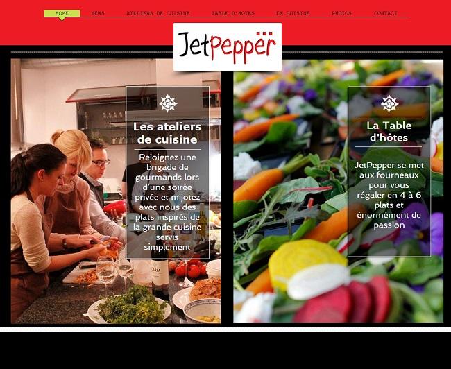 10 sites wix fran ais d licieux for Atelier cuisine lausanne