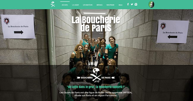 La Boucherie de Paris Roller Derby