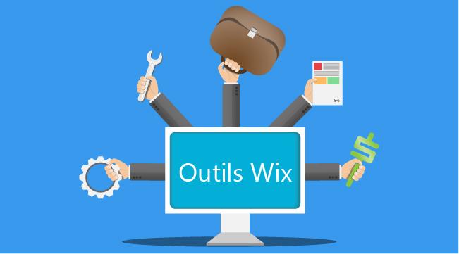 Les outils Wix à connaître