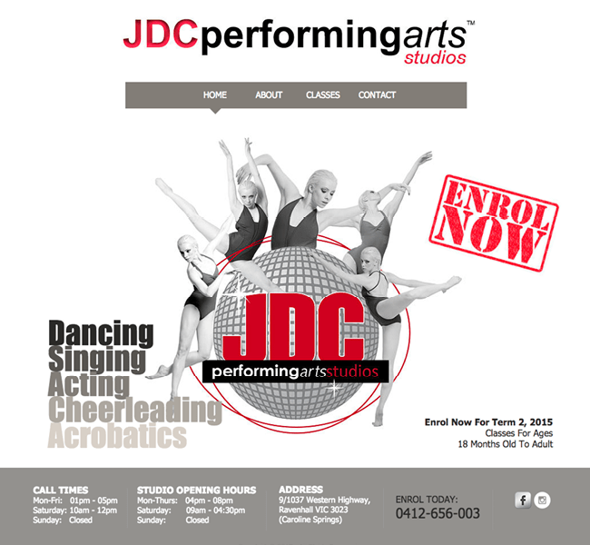 JDC Performing Arts Studio