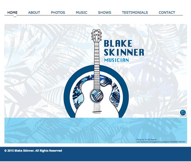 Blake Skinner