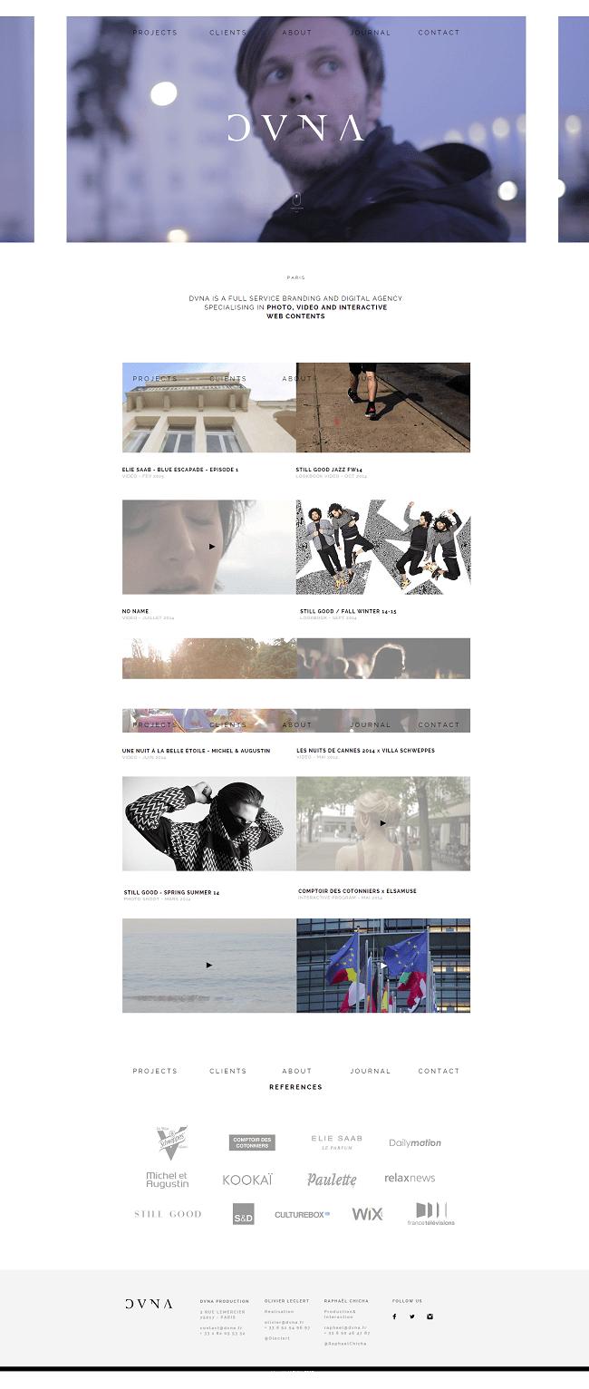 DVNA   Création Digitale et Vidéo