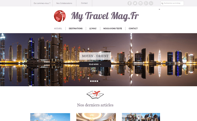 My Travel Mag   Blog Voyages