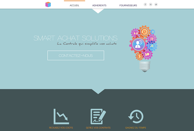 Smart achat solutions